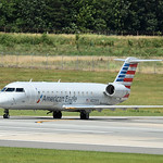 Date:  6/18/17 - Location:  KCLT Dep/Arv/Enr:  Dep - RW/Taxi/Ramp:  RW18C Manufacturer:  Bombardier Model:  CL600-2B19 CRJ200ER - RegNmb:  N229PS C/N:  7898 Misc:  Operated by PSA Airlines