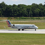 Date:  6/18/17 - Location:  KCLT Dep/Arv/Enr:  Dep - RW/Taxi/Ramp:  RW18C Manufacturer:  Bombardier Model:  CL600-2B19 CRJ200ER - RegNmb:  N253PS C/N:  7934 Misc:  Operated by PSA Airlines
