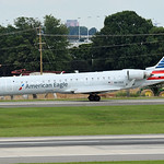Date:  6/17/17 - Location:  KCLT Dep/Arv/Enr:  Dep - RW/Taxi/Ramp:  Taxi Echo Manufacturer:  Bombardier Model:  CL600-2C10 CRJ701ER - RegNmb:  N612QX C/N:  10042 Misc:  Operated by Express J ...