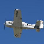 Date:  10/22/16 - Location:  KPGD Dep/Arv/Enr:  Enr - RW/Taxi/Ramp:  n/a Manufacturer:  North American Aviation Model:  T-28C - Reg/Nmb:  N28YM Markings:  WS-08/MARINES/146287/N28YM Misc:   ...
