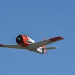 Date:  10/22/16 - Location:  KPGD Dep/Arv/Enr:  Enr - RW/Taxi/Ramp:  n/a Manufacturer:  North American Aviation Model:  T-28C - Reg/Nmb:  NX7160C Markings:  747-D/NAVY/VT-27/T-28C/146262/NX7 ...