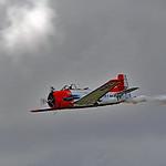 Date:  11/06/16 - Location:  KSUA Dep/Arv/Enr:  Enr - RW/Taxi/Ramp:  n/a Manufacturer:  North American Aviation Model:  T-28C - RegNmb:  N2215D - SerBuNo:  146281 Markings:  822/NAVY/TW-5/N2 ...